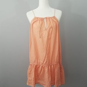 J Crew - Linen Sherbert Dress